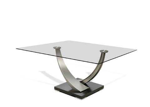 Image of Tangent Square Dining Table