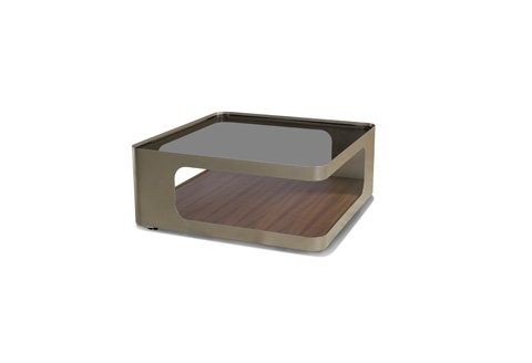 Elite Modern - Cocktail Table - 2038SQR