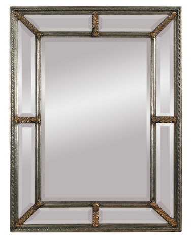 Image of Rectangular Decorative Mirror
