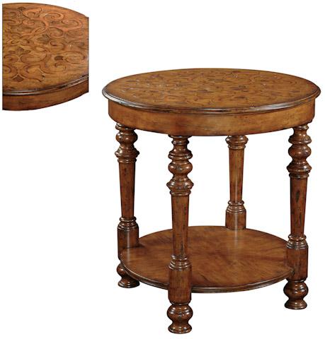 Emerson Bentley - Intaglio Occasional Table - 27109