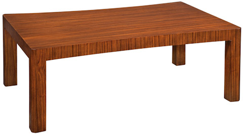 Emerson Bentley - Lineage Rectangular Cocktail Table - 12032