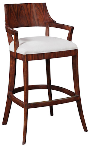 Emerson Bentley - Broderick Barstool - 6166-B