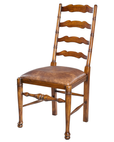 Encore - Ladderback Side Chair - 60-22