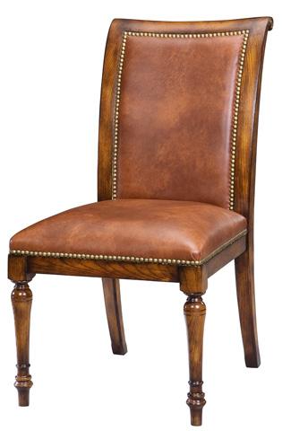 Encore - Jupe Side Chair Aged Oak - 60-78