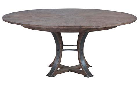 Encore - Tower Medium Jupe Dining Table - 78-122