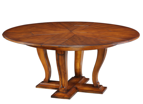 Encore - Metropolitan Jupe Dining Table - 78-127