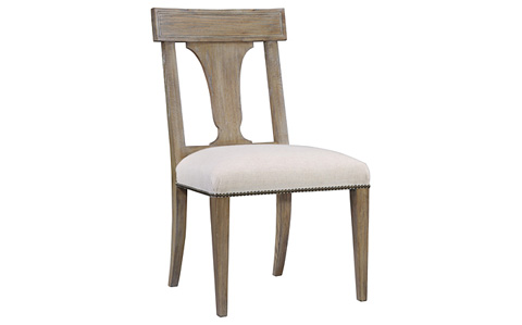Image of Splat Back Dining Side Chair