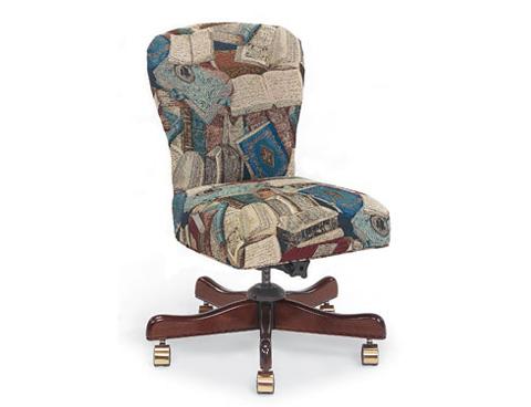 Fairfield Chair Co. - Armless Swivel Office Chair - 1042-35