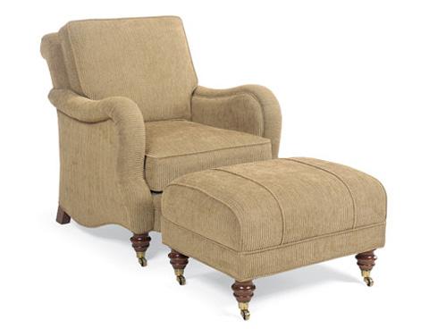 Fairfield Chair Co. - Lounge Chair - 1458-01