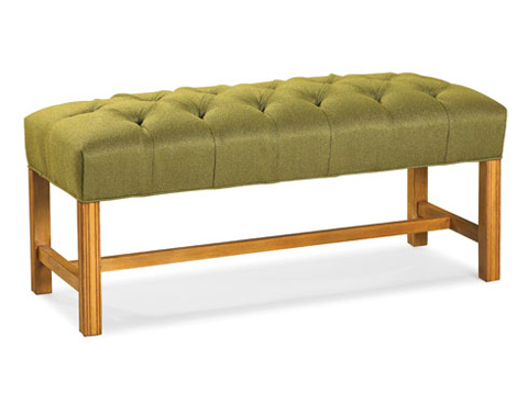 Fairfield Chair Co. - Tufted Bench - 1640-10