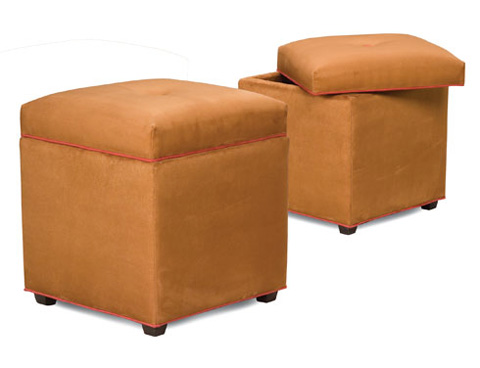 Fairfield Chair Co. - Storage Ottoman - 1672-22
