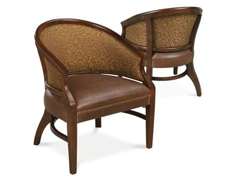 Fairfield Chair Co. - Barrel Chair - 6080-01