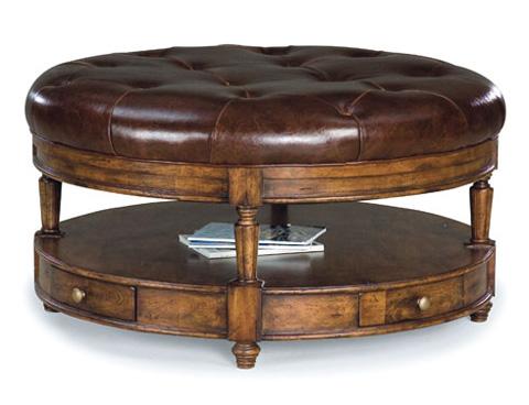 Fairfield Chair Co. - Cocktail Ottoman - 8050-20
