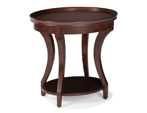 Fairfield Chair Co. - Oval End Table - 8105-47