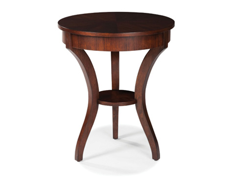 Fairfield Chair Co. - Round End Table - 8105-ET