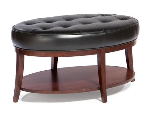 Fairfield Chair Co. - Oval Cocktail Ottoman - 8120-20