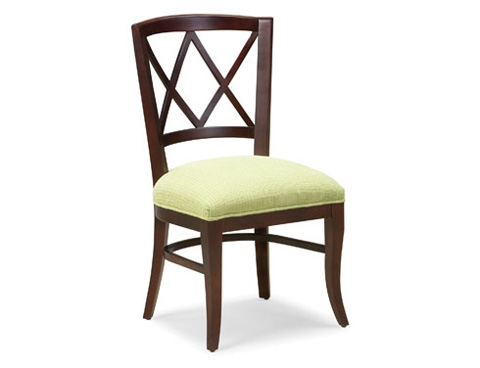 Fairfield Chair Co. - Occasional Side Chair - 8326-05