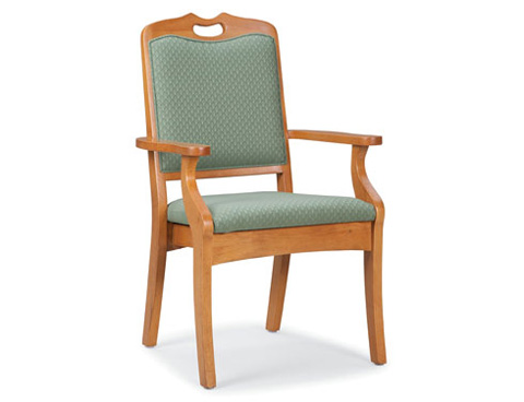 Fairfield Chair Co. - Arm Stack Chair - 8722-11