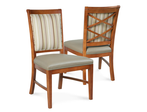 Fairfield Chair Co. - Occasional Side Chair - 8778-05