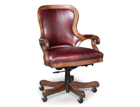 Fairfield Chair Co. - Executive Swivel Office Chair - E012-35