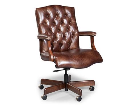 Fairfield Chair Co. - Swivel Office Chair - E059-35