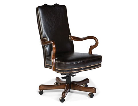Fairfield Chair Co. - Executive Swivel Office Chair - E168-35
