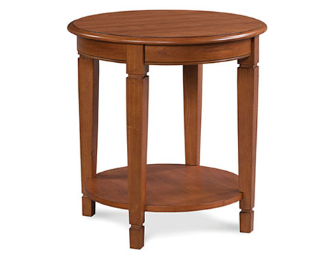 Fairfield Chair Co. - Round Accent Table - 4176-28