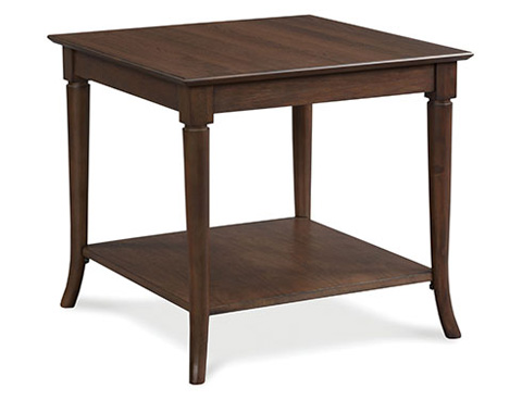 Fairfield Chair Co. - Square End Table - 4177-94