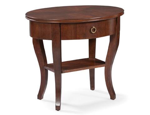 Fairfield Chair Co. - Oval End Table - 8115-47