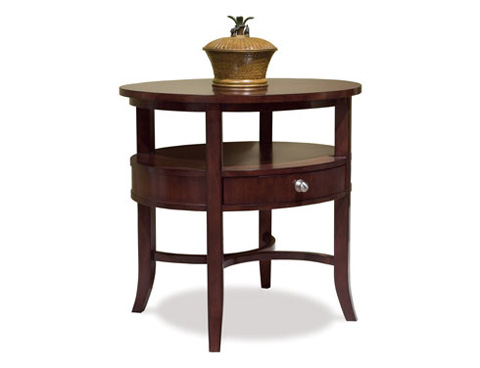 Fairfield Chair Co. - Oval End Table - 8120-47
