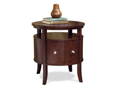 Fairfield Chair Co. - Storage Lamp Table - 8120-98