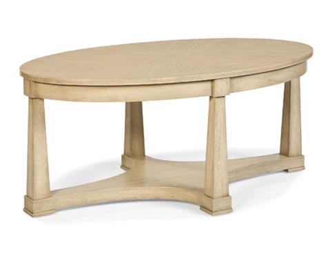 Fairfield Chair Co. - Oval Cocktail Table - 8150-46