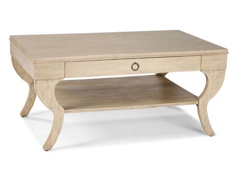 Fairfield Chair Co. - Rectangular Cocktail Table - 8150-93
