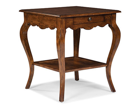 Fairfield Chair Co. - Square End Table - 8190-94