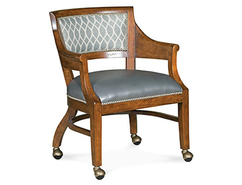 Fairfield Chair Co. - Occasional Chair with Casters - 8732-A4