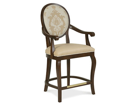 Fairfield Chair Co. - Counter Stool - 8780-C6