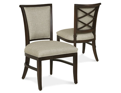 Fairfield Chair Co. - Occasional Side Chair - 8378-05