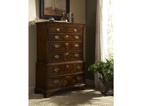 Fine Furniture Design & Marketing - Seven Drawer Chest On Chest - 1110-110