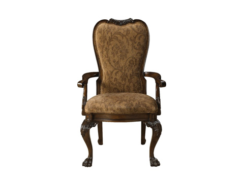 Fine Furniture Design - Ball and Claw Arm Chair - 1150-821