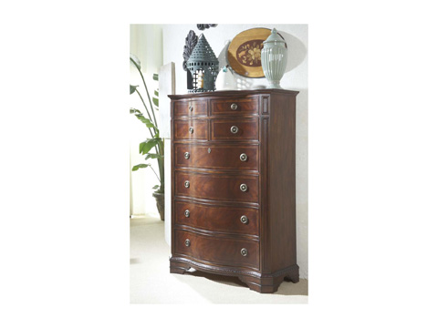 Image of Seven Drawer Chest