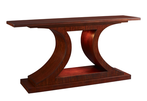 Fine Furniture Design - Console with Can Light - 1160-945