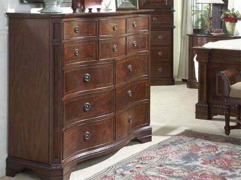 Fine Furniture Design - Antebellum Twelve Drawer Double Dresser - 920-144
