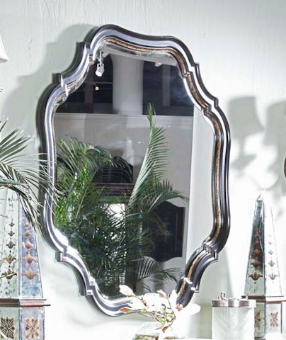 Fine Furniture Design - Shaped Mirror - 920-152