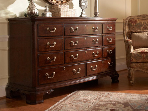 Image of Newport 11 Drawer Dresser