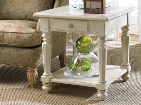 Fine Furniture Design - White Summer Home Accent Table - 1051-960