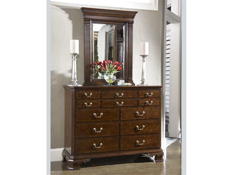 Fine Furniture Design - Portsmouth Entertainment Dressing Chest - 1020-131