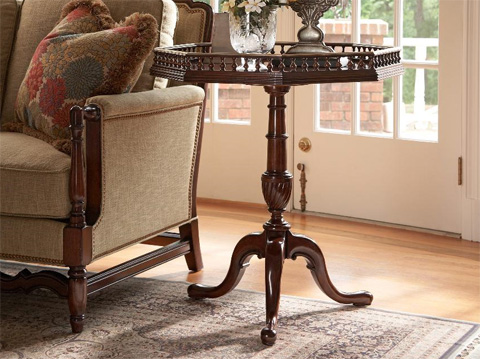 Fine Furniture Design - McIntire Table - 1020-972