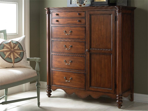 Fine Furniture Design - Door Chest - 1050-120