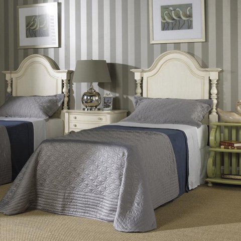 Fine Furniture Design - Pane Bed Twin Bed Headboard - 1051-534