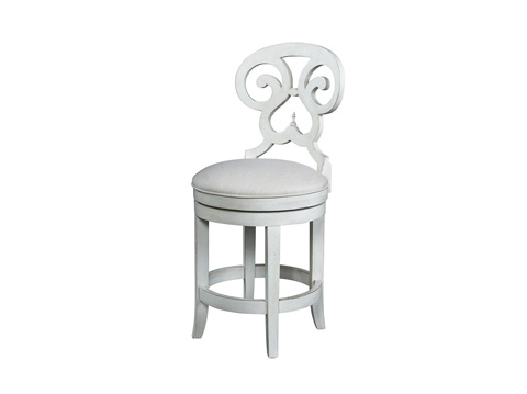 Fine Furniture Design - Swivel Counter Stool - 1051-927-S